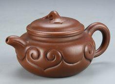 Chinese Yixing Teapot. 8/3, 10am