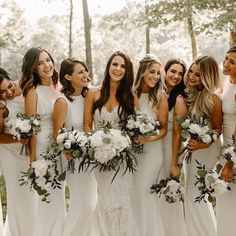 These girls look so wonderful #Repost @brideandtonic  @vicbonviciniphotography #yourdayyourway #bridesmaid   #bestfriend #bridalparty #justsaidyes #engaged #bridetobe #little-maids #youandyourwedding