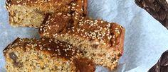 Dit brood kun je op ieder moment van de dag eten! Of is het een cake? Who cares!