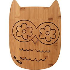 Owl cutting board for my owl kitchen