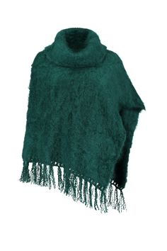 Deze poncho van C more than Cashmere is mohair. Het is een poncho van 70 cm… Cashmere, Van, Green, Sweaters, Fashion, Moda, Cashmere Wool, Fashion Styles, Sweater