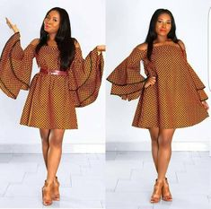 African print wax/African clothing for women/ African bridesmaid Dresses/Wedding dress/Party dress/African fashion/Black dress/Prom outfit Short Ankara Dresses, African Wear Dresses, Ankara Dress Styles, African Fashion Ankara, Ankara Gowns, Latest African Fashion Dresses, African Print Fashion, African Attire, African Traditional Dresses