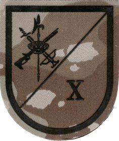 """X Bandera de la Legión """"Millán Astray"""""""