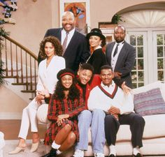 "I got The Banks family from ""The Fresh Prince of Bel-Air""! Which TV Family Do You Belong To?<<YAY!! This show was my favorite growing up(that and the Nanny--I was a confused child)."