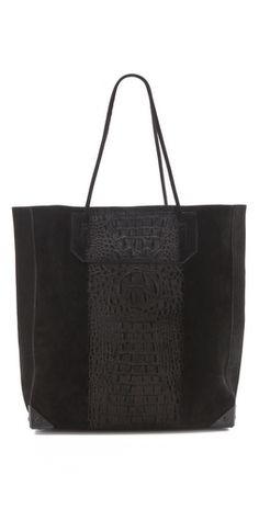 305904a8398d Alexander Wang Prisma Suede Tote Work Bags