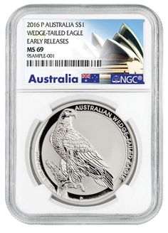 CoinWeek Giveaway #144  Win a 2016 Australian Wedge-Tailed... sweepstakes IFTTT reddit giveaways freebies contests