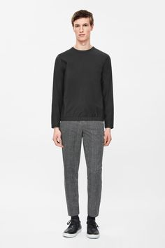 Wool pullover top £89