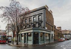 Martello Hall Hackney London Bar Restaurant