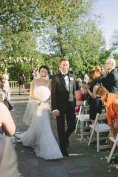 Youri + Dan Tarrytown Estate Wedding