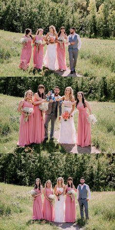bridesman, mixed wedding part, pink bridesmaids dresses, calgary wedding photographer, meadow muse pavilion wedding, calgary weddings, calgary wedding photographers, fish creek park , fish creek provincial park