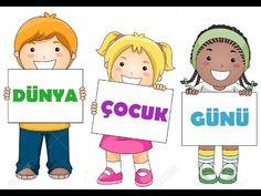 #DünyaÇocukGünü #çocukgünü #belirligünvehaftalar