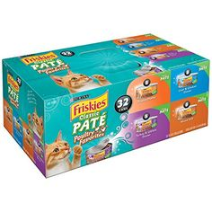 Purina Friskies Wet Cat Food, Classic Pate Poultry Favorites Variety Pack, 5.5 oz Cans, Pack of 32... Give Your Precious Pet a Nice Treat (11 lbs. (Pack of 2)) >>> You can find out more details at the link of the image.