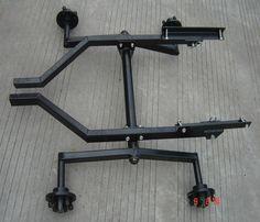 FINN – 4x4 sett med motor