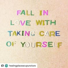 #Repost @healingplaceacupuncture (@get_repost)  This season as we are taking care of others we can find ourselves feeling depleted. To be your best for yourself and everyone else take the time for self care. Your body mind and spirit will thank you!