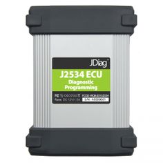 JDiag is the most validated and accepted J2534 device in the world. JDiag J2534 ECU Diagnostic & reProgramming Tool not only read and write ECU, can reprogramming Ford, GM, Toyota, Volvo, BMW, and some others.
