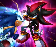 Who would win repin for sonic like for shadow.