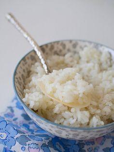 Cómo conseguir la textura perfecta del arroz blanco gracias a la Thermomix