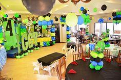 Venue for kids party benten