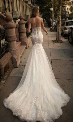 Featured Dress: Berta; Wedding dress idea.