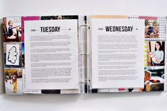 Add more journaling to your layouts | Grace and Light
