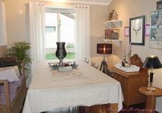 PERNILLES INTERIØRSYSLER! Dining Table, Furniture, Home Decor, Decoration Home, Room Decor, Dinner Table, Home Furnishings, Dining Room Table, Diner Table