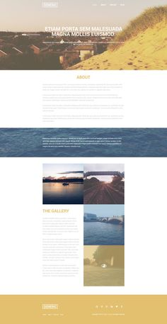 Check out Generic website template by mitchjackson94 on Creative Market