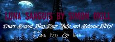 """""""Luna Sanguis"""", by my pal Simon Okill, launches June 15th!"""