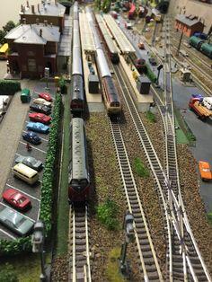 Fleischmann Modellbahn Digital in N mit Pendelzug Nebenstrecke in Modellbau, Modelleisenbahn, Komplettanlagen | eBay