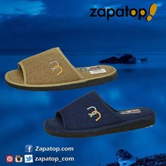 ¡Qué cómodas #zapatillasparacasa ! #promociones especiales para el #verano ☀ #zapatodecasa para #hombre a 4,50€ Ref.12191  y 12007 en #zapatop .com  #hechoenespaña#calzado #calzadomujer #calzadoespañol #alpargata #temporada #sandaliasonline #sandaliasmujer #sandaliaslindas #madeinspain #zapatop #sandaliasfashion #zapatos #zapatop #zapatosdemujer #zapatosmujer #modamujer #zapato #zapatos #alpargatas #menorquinas #manoletinas Pool Slides, Flip Flops, Photo And Video, Sandals, Men, Shoes, Instagram, Fashion, Feminine Fashion