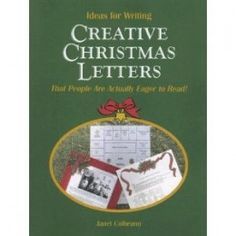 Ideas for Writing Creative Christmas Letters: That People Are Actually Eager to Read!, a book by Janet Colbrunn Christmas Letter Template, Christmas Letters, Family Christmas, Christmas Humor, Christmas Holidays, Christmas Cards, Christmas Ideas, Holiday Ideas, Xmas