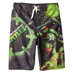 Teenage Mutant Ninja Turtles Boys Swim Trunk