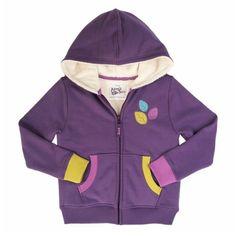 ff96b1ed KK Fleece Lined Hoody Purple Kids Girls, Boys, Our Kids, Winter Wear,