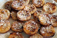 Cocinando entre Olivos: Pasteles de Belém. Paso a paso.
