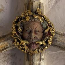 norwich cathedral boss