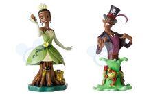 #Disney: Bustes #Tiana et #DrFacilier #GrandJester :http://www.geekilaz.com/disney-bustes-tiana-grand-jester/