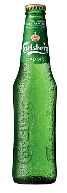 Carlsberg - typically a beer to have when watching a game !