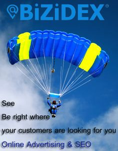 Maximize your business through online advertising. Creating more traffic. Make your business grow.  At BiZiDEX (Thailand) we will make it happen for you. Join us today at https://bizidex.com/?bizi=29