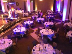 Wedding Lighting - Reception