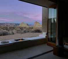 Amangiri Utah Travel Tips Destinations Emily Ratajkowski Purple