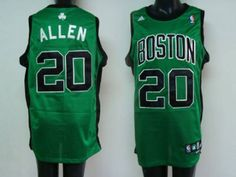 3e2ed1eae Ray Allen Boston Celtics jersey