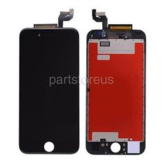 50876 general-for-sale Black LCD Display Touch Screen Digitizer + Frame Assembly For iPhone 6S 4.7'' US  BUY IT NOW ONLY  $164.99 Black LCD Display Touch Screen Digitizer + Frame Assembly For iPhone 6S 4.7'' US...