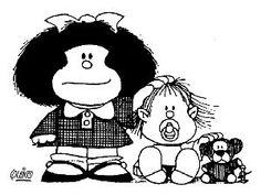 Comics : Mafalda - The Fables' Habitat Charlie Brown, Habitats, Peanuts Comics, Minnie Mouse, Disney Characters, Fictional Characters, Snoopy, Drawings, Art