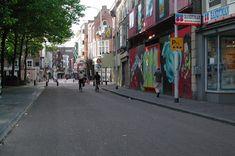 Eindhoven: Het Stratumseind omstreeks 2000 Eindhoven, Amsterdam, Street View, Louisiana, City, Cities