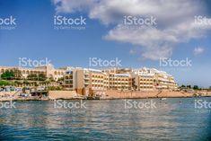 St. Julians bay. Malta.