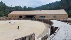 Equestrian Centre in Valle de Bravo, Mexico by CC Arquitectos