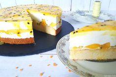 Mango-Maracuja Torte   Cupcakes & Co cupcakesundco.wordpress.com