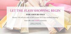 #iShopinternational.com Shop International! Shop from the USA 5 #Hours Sale Flash #Shopping >>http://bit.ly/1lEtYaN
