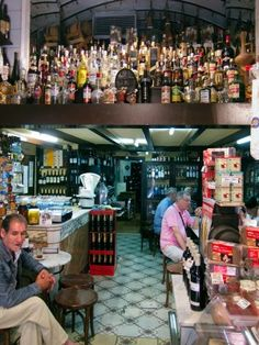 A Decades-Old Neighborhood Charcutería in Barcelona's Barrio Gótico