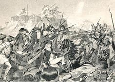 The Battle of Saratoga, where Benedict Arnold, of all people, was the hero