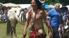 Chipa Wolfe Mothers Day Powwow 2014